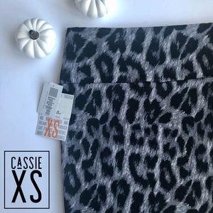 NWT - Leopard Print Pencil Skirt - XS